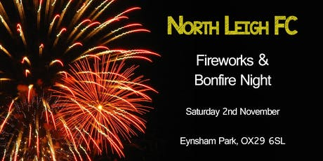 North Leigh Annual Bonfire & Fireworks Night tickets