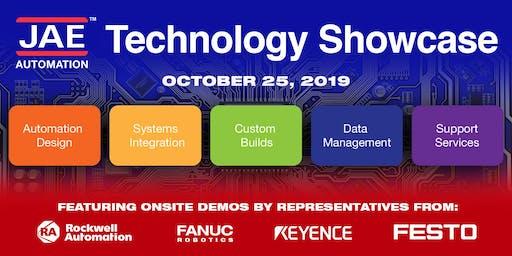 JAE Automation Technology Showcase