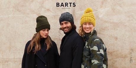 Barts sample sale 2019 tickets