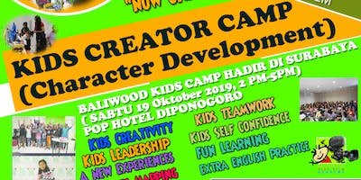 Kids Creator Camp, Baliwood Visit Surabaya & Multi talent Events