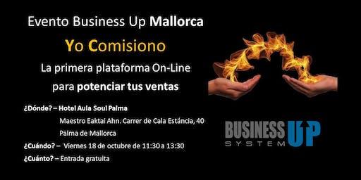 Evento Business Up PALMA DE MALLORCA (octubre)