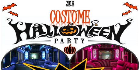 2019 Halloween Costume Party Bus(New Orleans) tickets