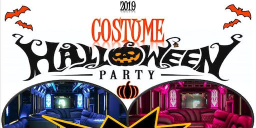 2019 Halloween Costume Party Bus(New Orleans)