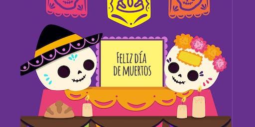 Día de Muertos- Mexicanos en Amsterdam