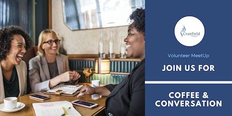 Volunteer Coffee and Conversation, Birmingham 10 December 2019 tickets