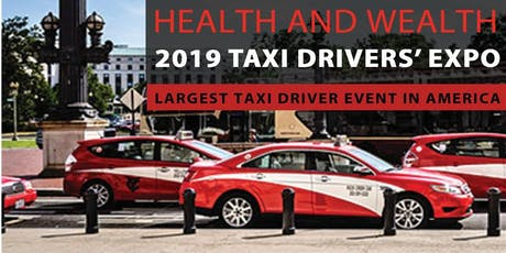 2019 Taxi Driver's Expo tickets