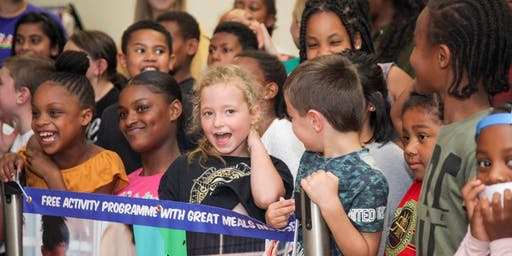 Holiday fun,food & futures in happy healthy Birmingham- Celebration Event