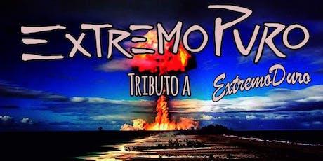 Extremopuro, el mejor tributo a Extremoduro en BARCELONA tickets