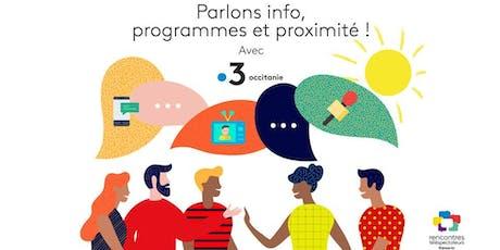 Rencontre téléspectateurs à Montpellier billets