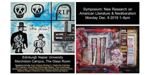 Symposium and Launch: New Research on American Literature and Neoliberalism