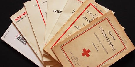 150 Years of the International Review of the Red Cross billets