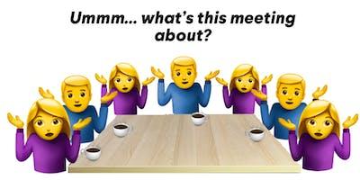 Pioneering Leadership CPDL: Leading Effective Meetings