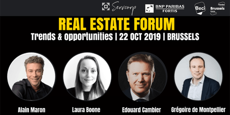 Real Estate Forum: Tendances et opportunités tickets