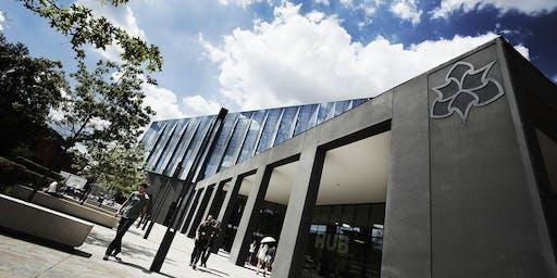 Manchester Metropolitan University Sports Talks Present: Prof Damian Hughes