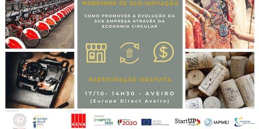 Workshop de Eco-inovação | Aveiro