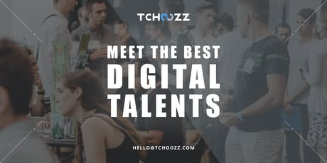 Tchoozz Tech Dating | Nice (4 Décembre) | Page Employeur billets