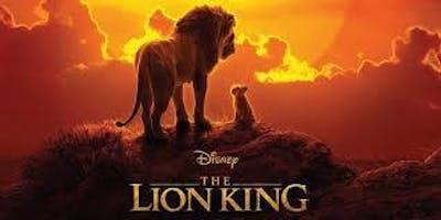 Boat Reel: The Lion King [PG] (2019)