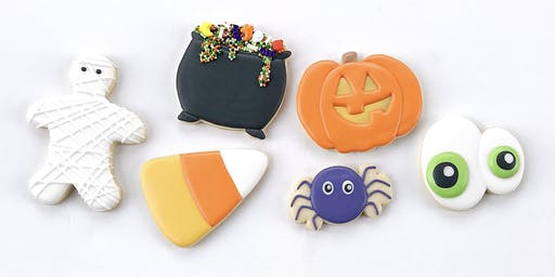 Halloween Cookie Decorating Workshop For Beginners