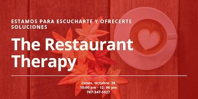 The Restaurant Therapy Octubre 2019