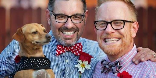 Gay Men Speed Dating | Edmonton Gay Men Singles Events | MyCheekyGayDate