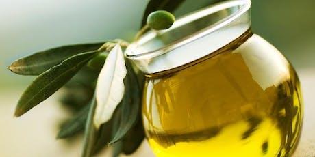 Contaminanti emergenti negli oli vegetali biglietti