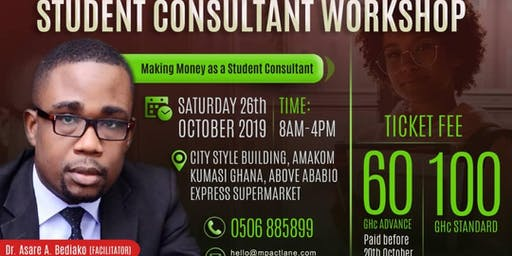 STUDENT CONSULTANT WORKSHOP