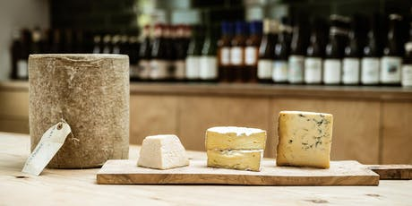 A Cheesemonger's History of the British Isles, with Ned Palmer tickets