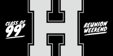 Houston High Class of 99' Reunion  tickets