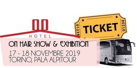 ON HAIR SHOW & EXHIBITION - visita collettiva biglietti