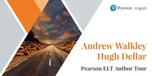 Pearson ELT Author Tour Brighton