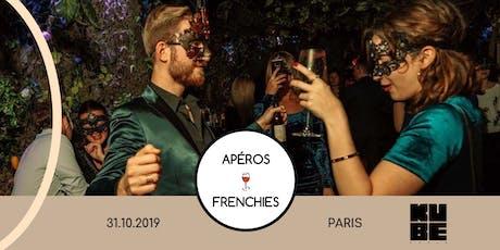 Apéros Frenchies Masquerade Night - Paris billets