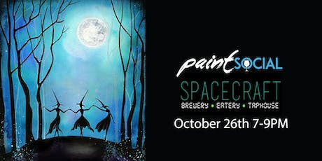 Paint Social tickets