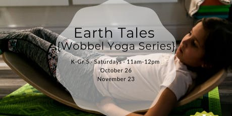 Wobbel Yoga Story Series tickets