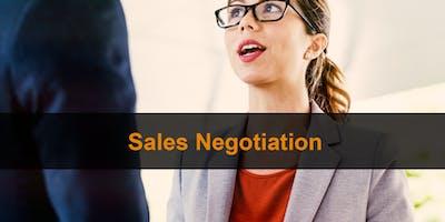 Sales Training London: Sales Negotiation