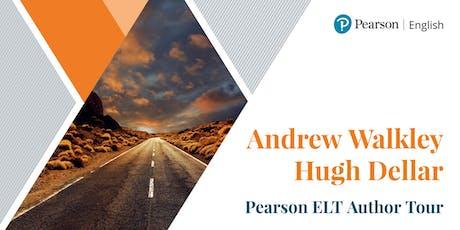 Pearson ELT Author Tour Dublin tickets