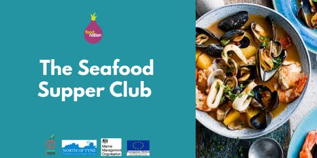 The Seafood Supper Club tickets