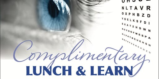 Eyelid Surgery Lunch & Learn Seminar Punta Gorda