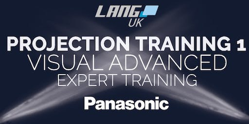 PROJECTION TRAINING 1 - PANASONIC VISUAL ADVANCED EXPERT