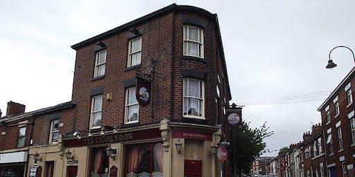 Psychic Night The Clarendon Pub Runcorn