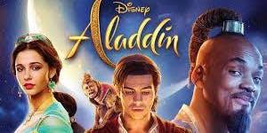 Boat Reel: Aladdin [PG] (2019)