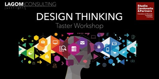 Studio Zandonella & Partners presenta: Design Thinking Taster Workshop