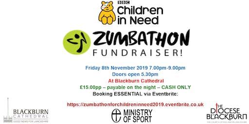 Zumbathon for Children In Need 2019