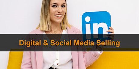 Sales Training Manchester: Digital & Social Media Selling tickets