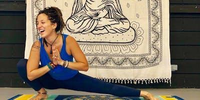 Yoga Dynamique hebdomadaire Paris 5ème
