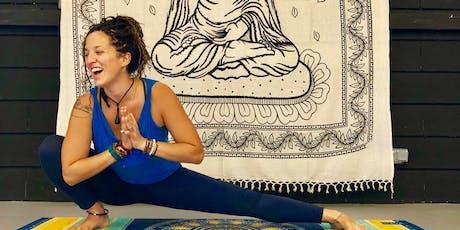 Yoga Dynamique hebdomadaire Paris 5ème billets