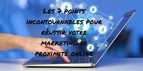 Comment réussir son Marketing Digital Local ? billets