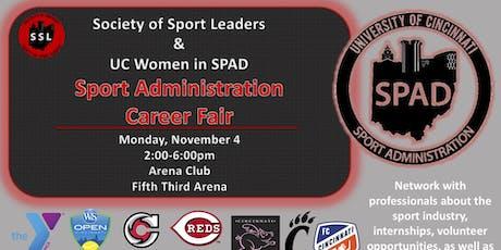 2019 UC SPAD Career Fair tickets
