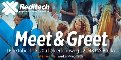 Meet & Greet Reditech Engineering