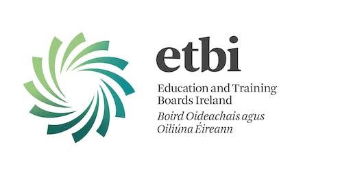 ETB  CE & Directors Autumn Conference 2019