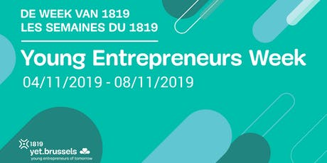 Young Entrepreneurs Week billets